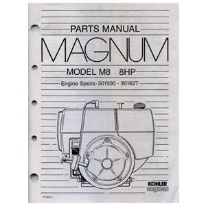M8 Parts Manual TP2201C