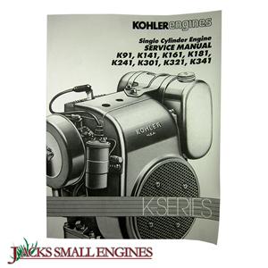 Kohler K-Series Service Manual TP2379