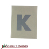 LABEL, CLEAR LAMINATI