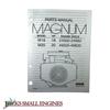 M18/M20 Parts Manual TP2233C