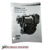 K321 Parts Manual TP691B