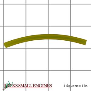 13201056330 Fuel Return Tube