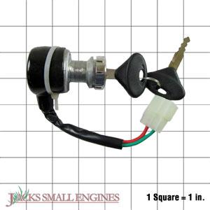 14222 Ignition Switch w/Key