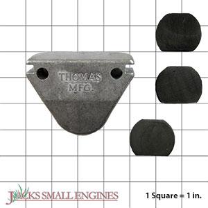 9810 Brake Pad Kit