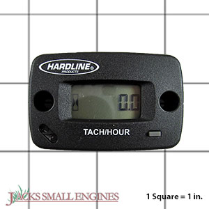 127763 Hour Meter and Tachometer