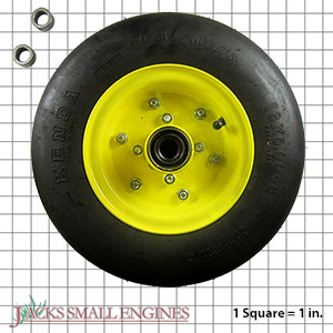 506DB5625Y Three Piece Wheel