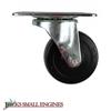 Hard Rubber Swivel Caster Wheel S20HR