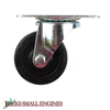 Soft Rubber Swivel Caster Wheel S40SR