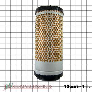 Massey Ferguson 4260638M2 Air Filter