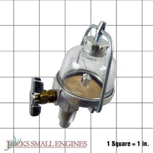 WJAS841V Fuel Filter Assembly