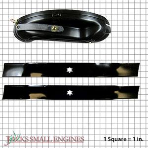 19A30005100 Mulching Kit