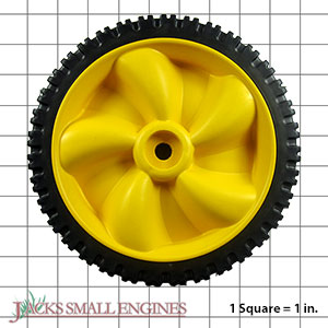63404100A Wheel Assembly
