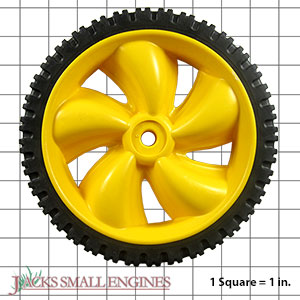 73404087 Wheel Assembly