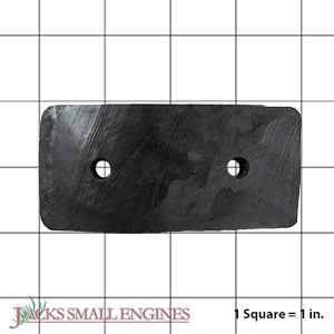 73504033 Rubber Pad