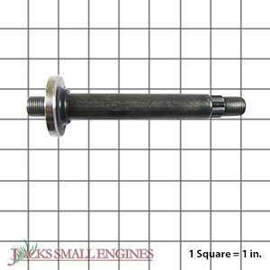 7381010A Spindle Shaft
