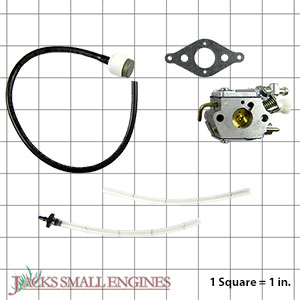 75304338 Carburetor Assembly with Fuel Line