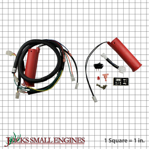 75305762B Heated Grips