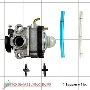 7531225 Carburetor with Primer