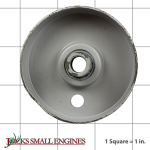 7560178 Flat Idler Pulley