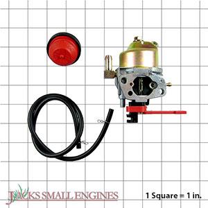 95110956A Carburetor Assembly
