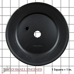 9561227 Deck Pulley