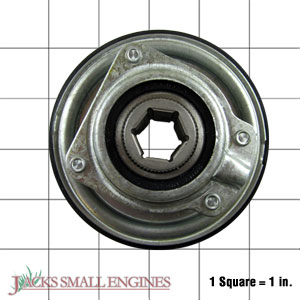 9840042C Friction Wheel Assembly