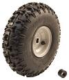 """Steel Rim Snow Wheel 10"""" X 4"""""""