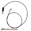 Drive Clutch Cable 94604229B