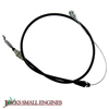 Left Hand Brake Cable 94605077