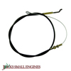 Clutch Control Cable 9460535