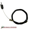 Clutch Control Cable 9460908