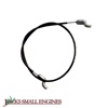 Auger Idler Cable  9460951A