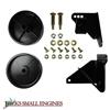 Deck Wheel Kit OEM190183