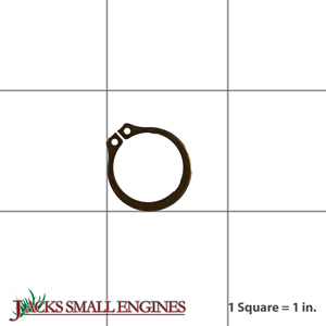 11X7MA Snap Ring