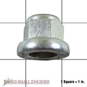 15X140MA Zinc Pulley Nut .56-18