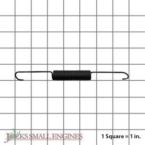165X79MA Extension Spring