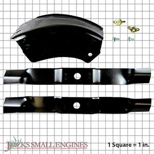 24750MA Mulching Kit