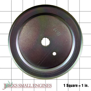 """494199MA 42"""" Blade Drive Pulley"""