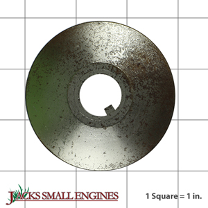 586253MA Engine Pulley V4L 3.00X