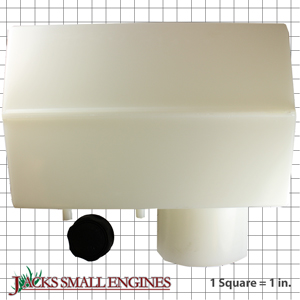 7601093MA 2.8 Gal Fuel Tank