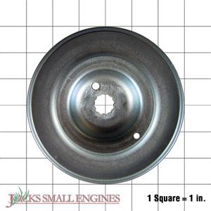 95309MA Split Steel YZ Pulley