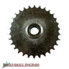 SPROCKET,AXLE WF