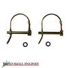 No Tools Shear Pin Kit 1501227MA