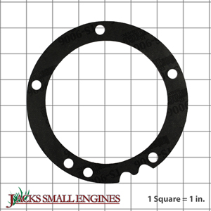 1010809 Rear Bearing Plate Gasket
