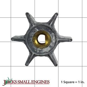 1310386 Water Pump Impeller