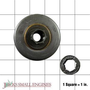 108215X Powermate Rim Sprocket