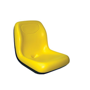735640 Yellow Tractor Seat
