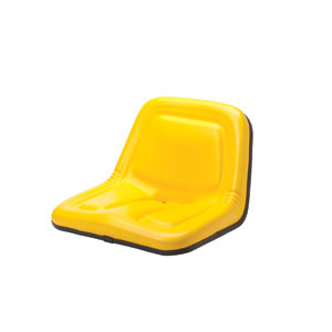 735650 Yellow Tractor Seat