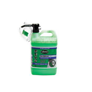SB1G Slime Tire Sealant 1 Gallon Jug With Pump