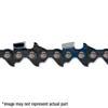 72 Drive Link Semi-Chisel Reduced Kickback Chainsaw Chain 20BPX072CK